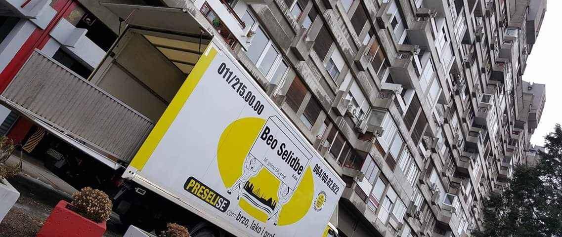 Selidbe Beograd